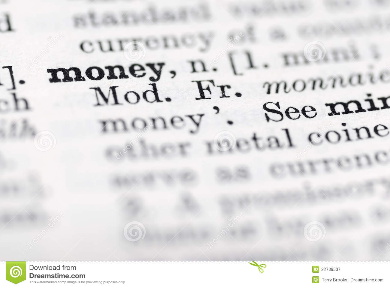 Definition of Currency