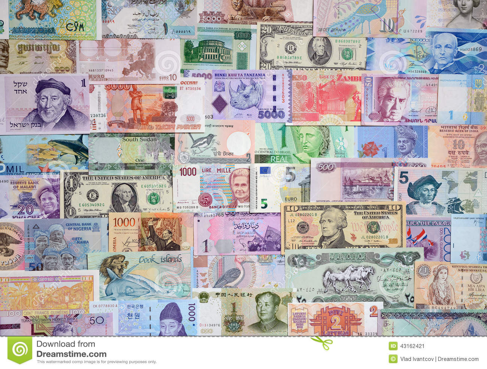 Clipart No Money