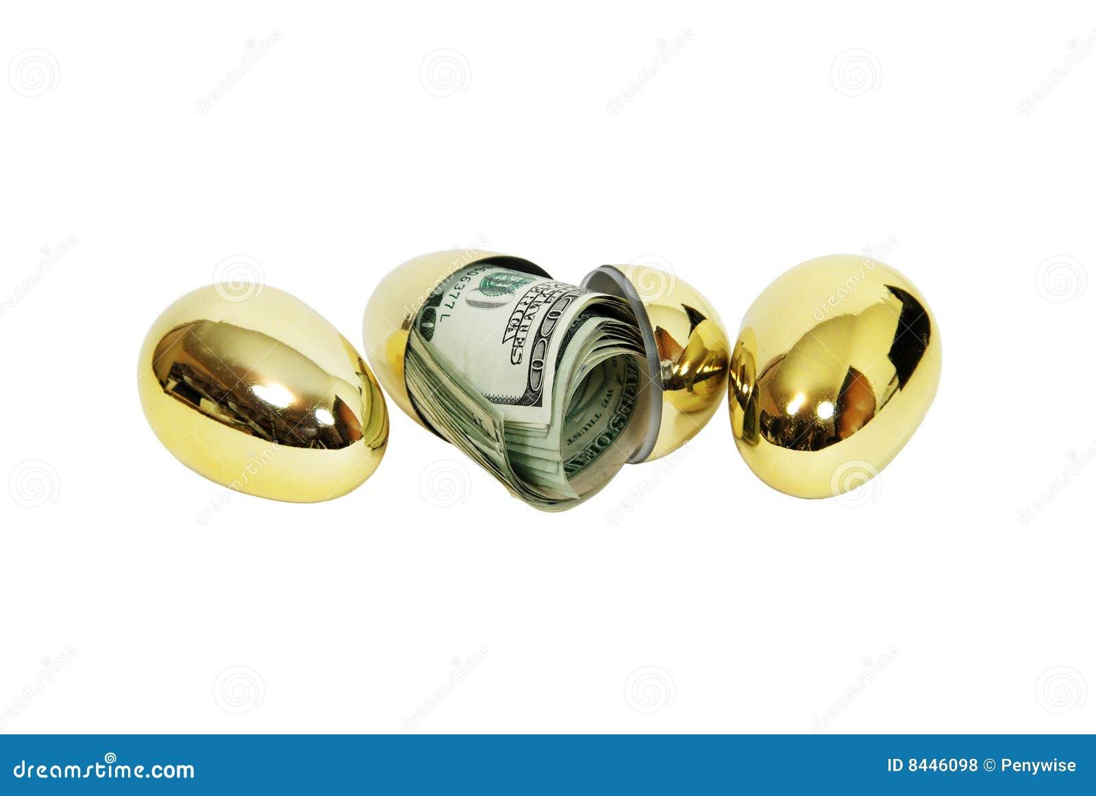 Money egg