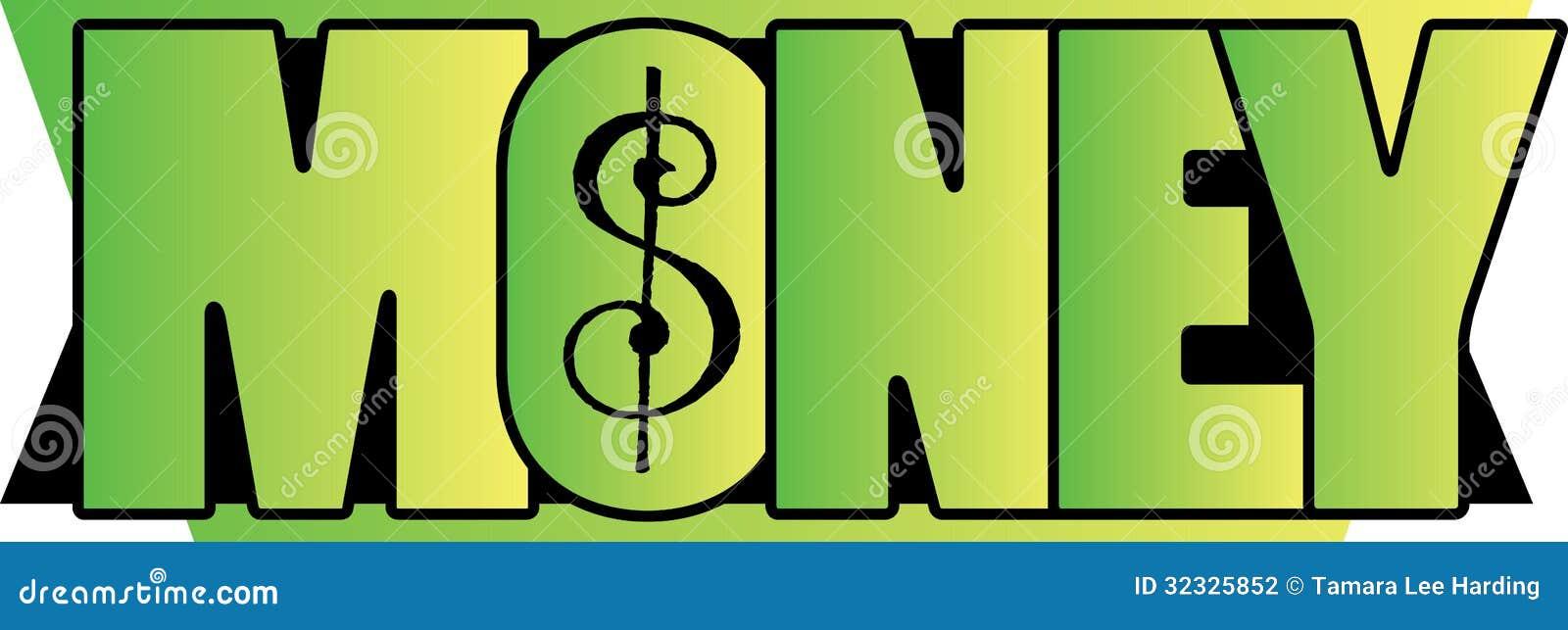 Money Graphic Stock Vector Illustration Of Savings Advertisement