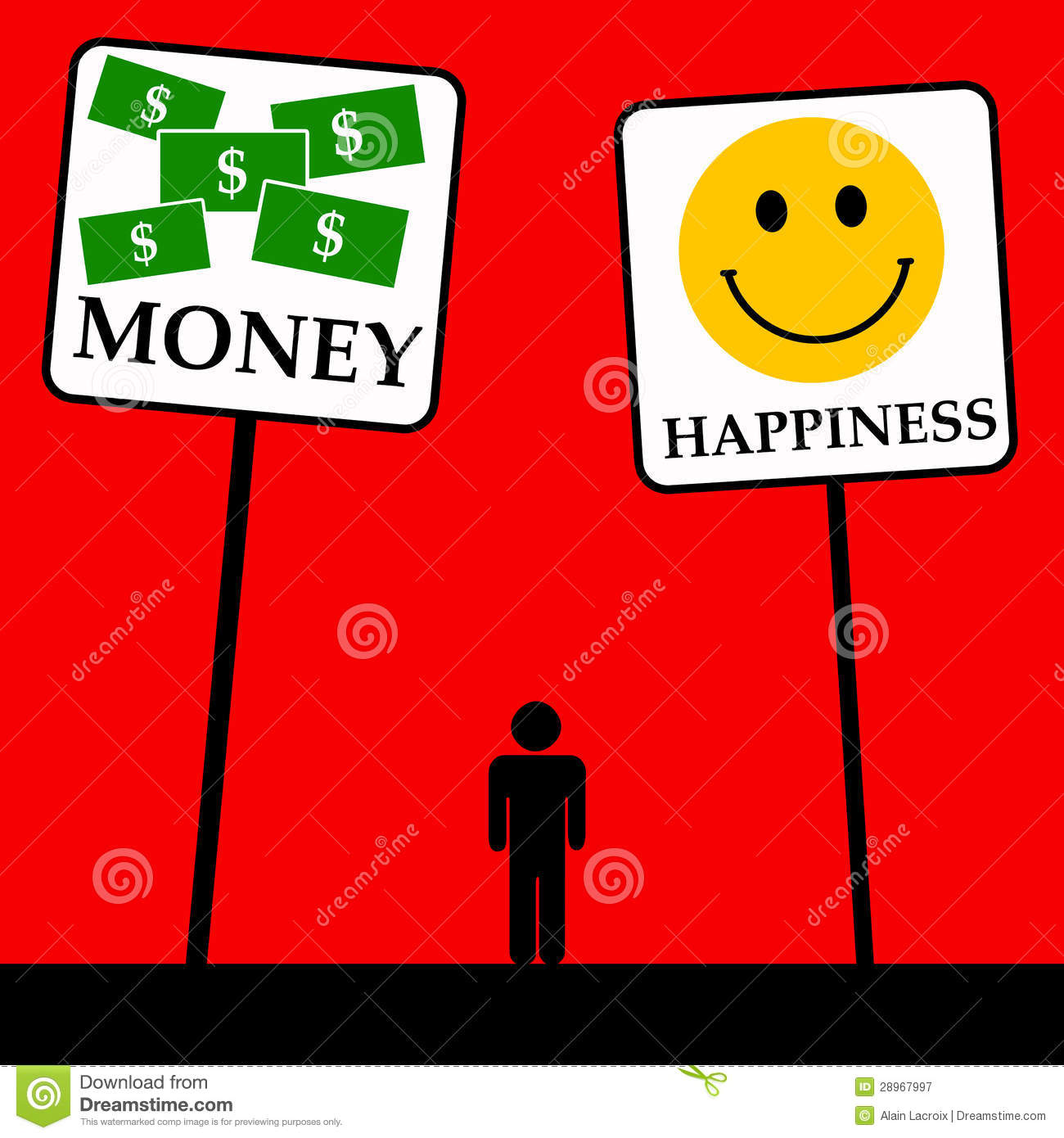 money or happiness