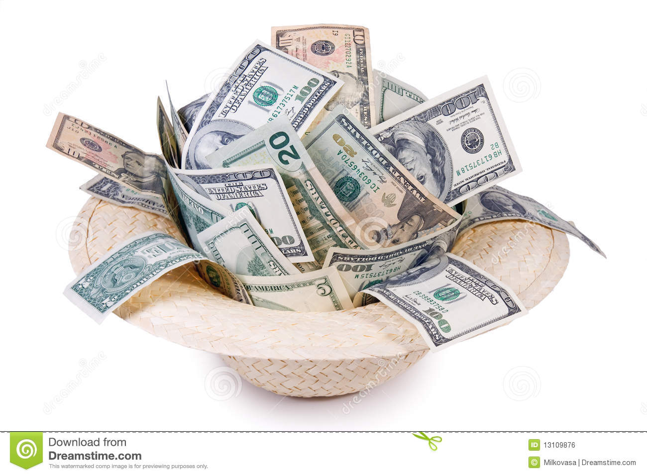 Image result for hat money