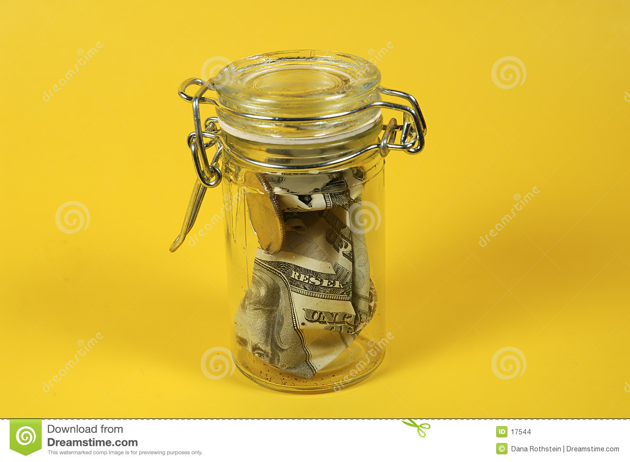 Money Jar