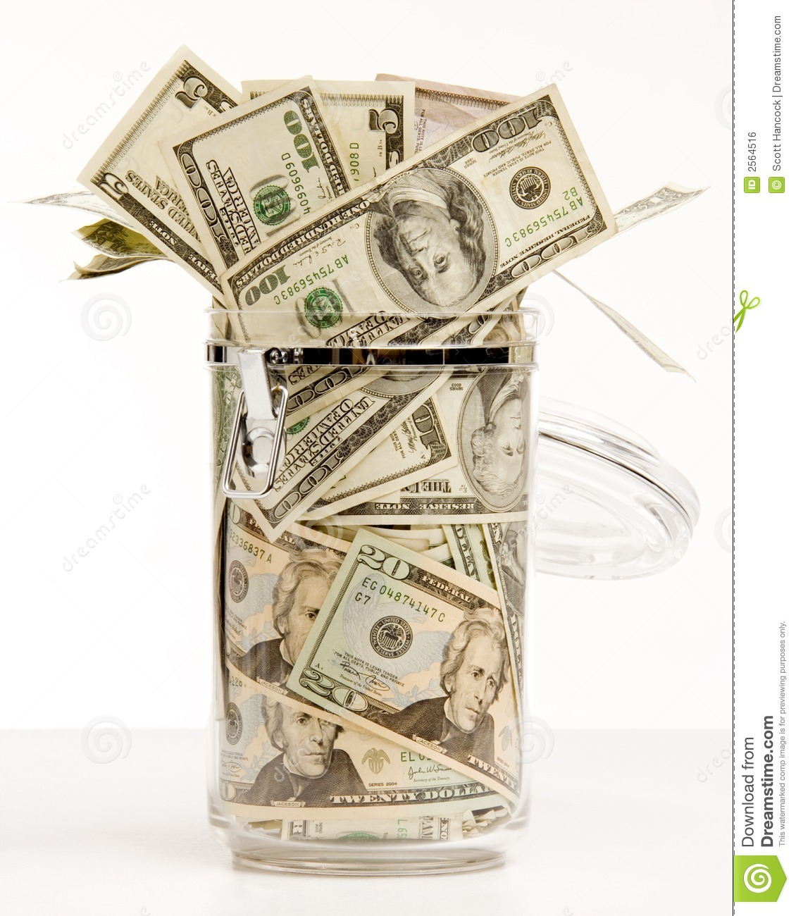 money in jar stock photo image of earnings paying investment