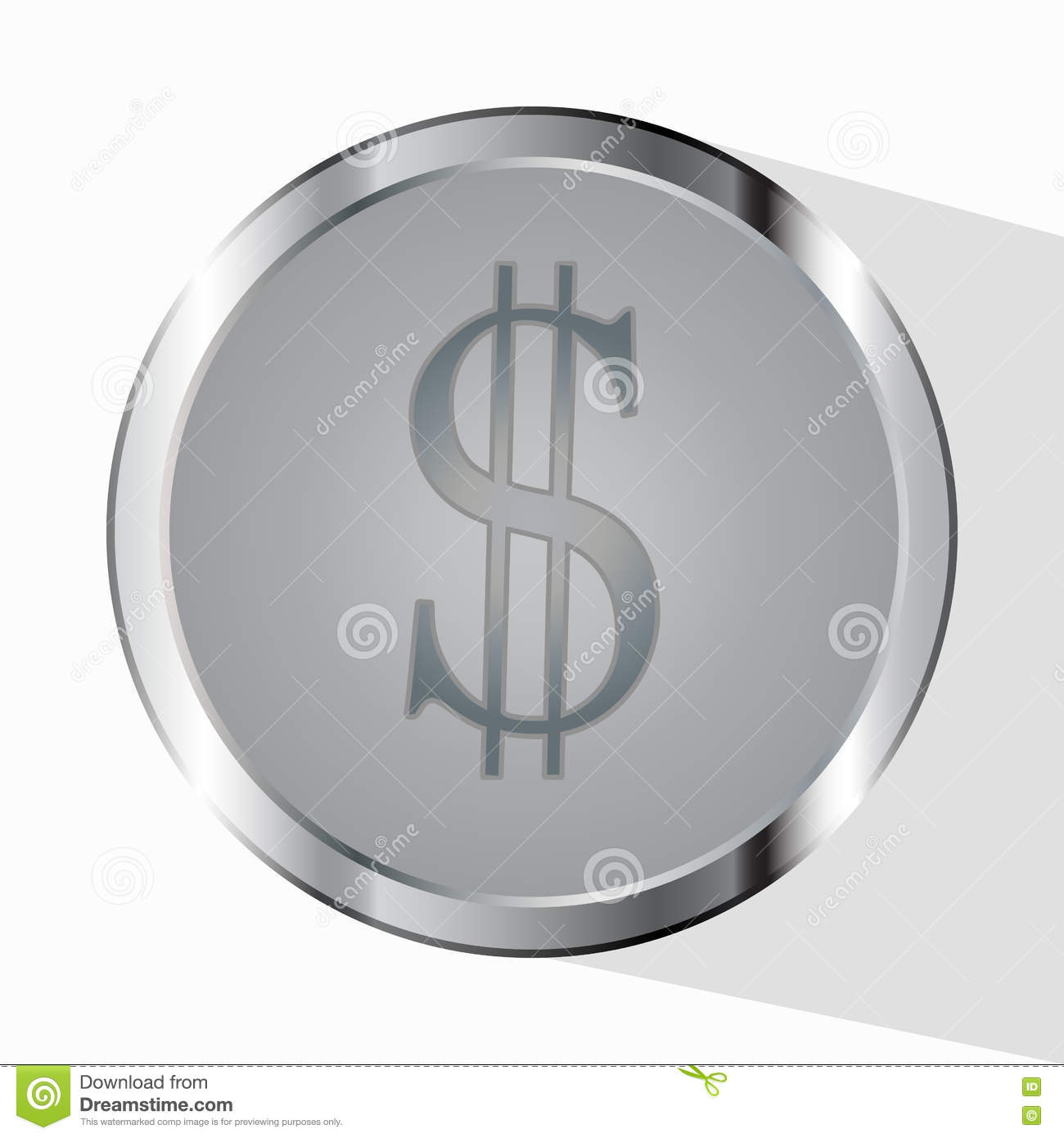 Money Line Symbol Payment Service Provider Coins And The Dollar