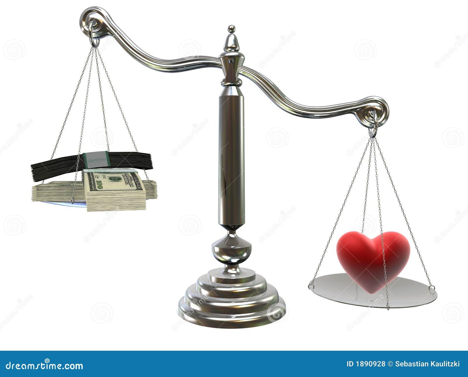 Essay money vs love images
