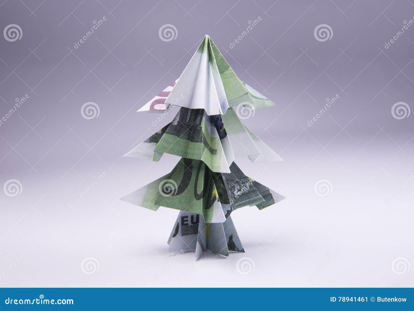 Money Easy Tree - Make-Origami.com | 994x1300