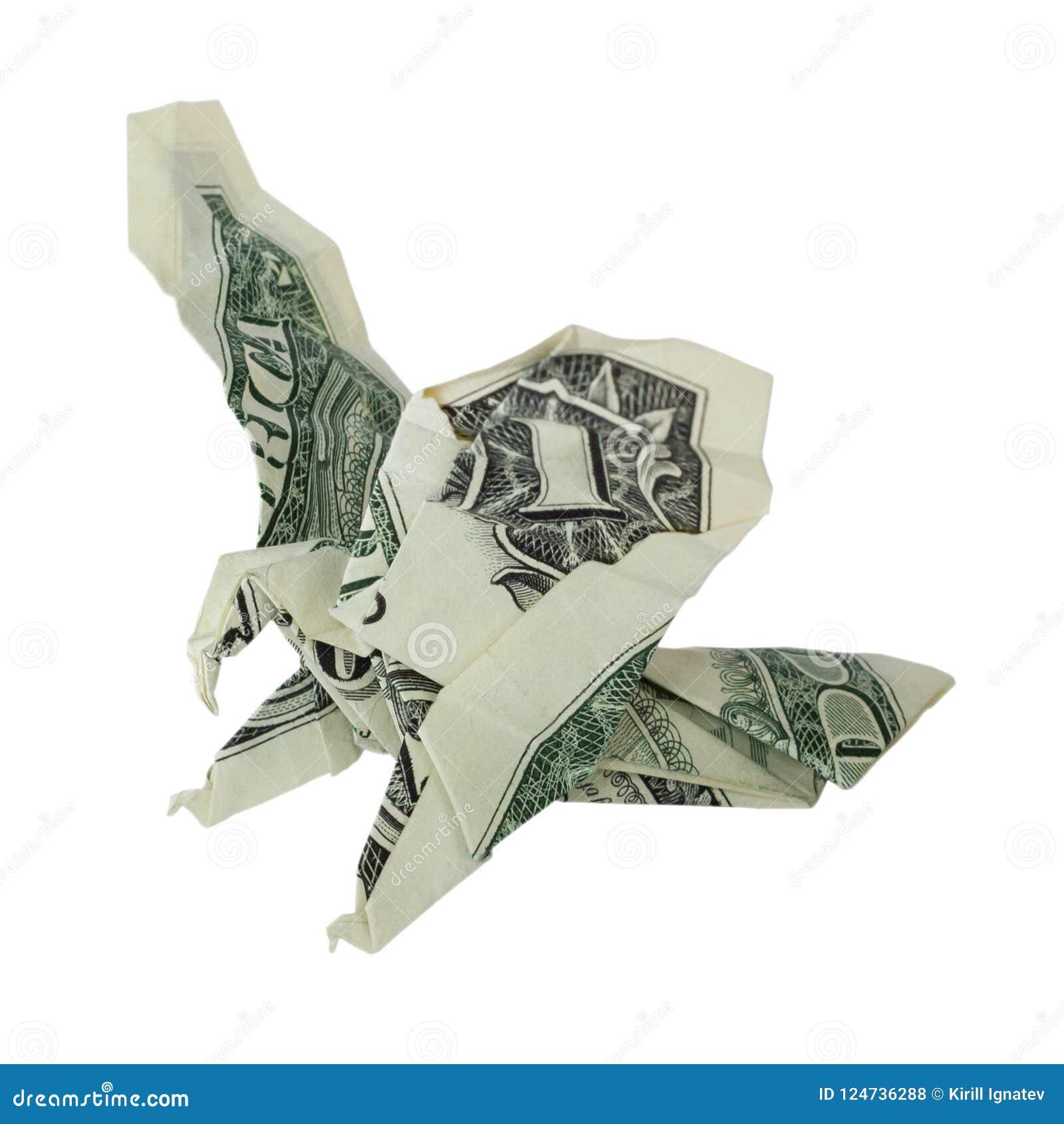 origami rabbit dollar ~ art projects craft ideas | 1390x1300