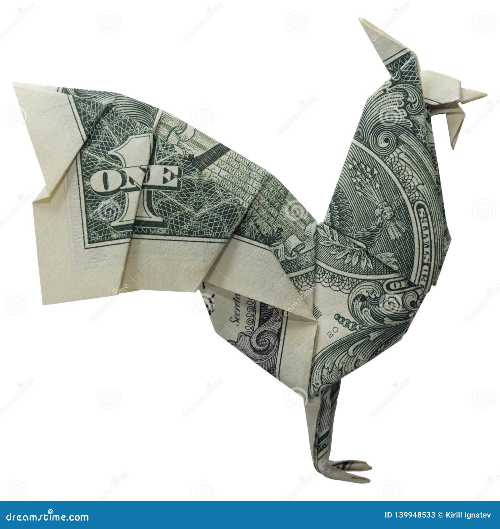 $20 Bill Folding | 1689x1600