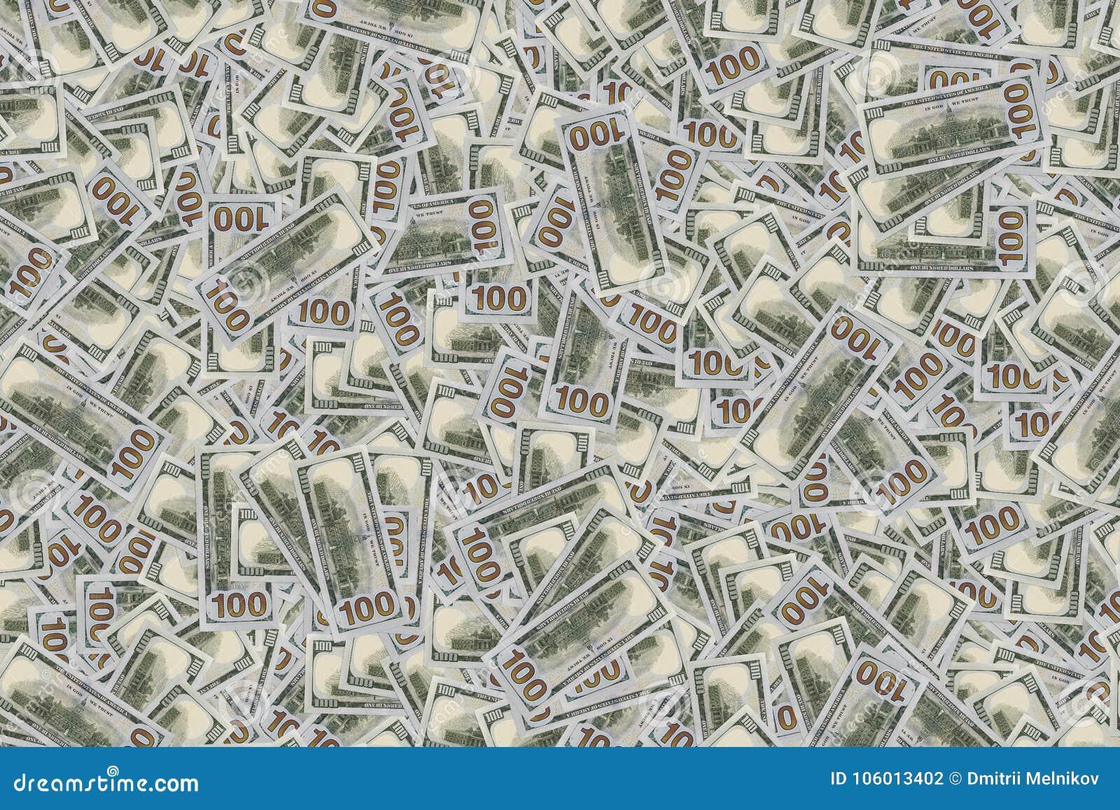 money pile 100 dollar bills stock photo image of finance green