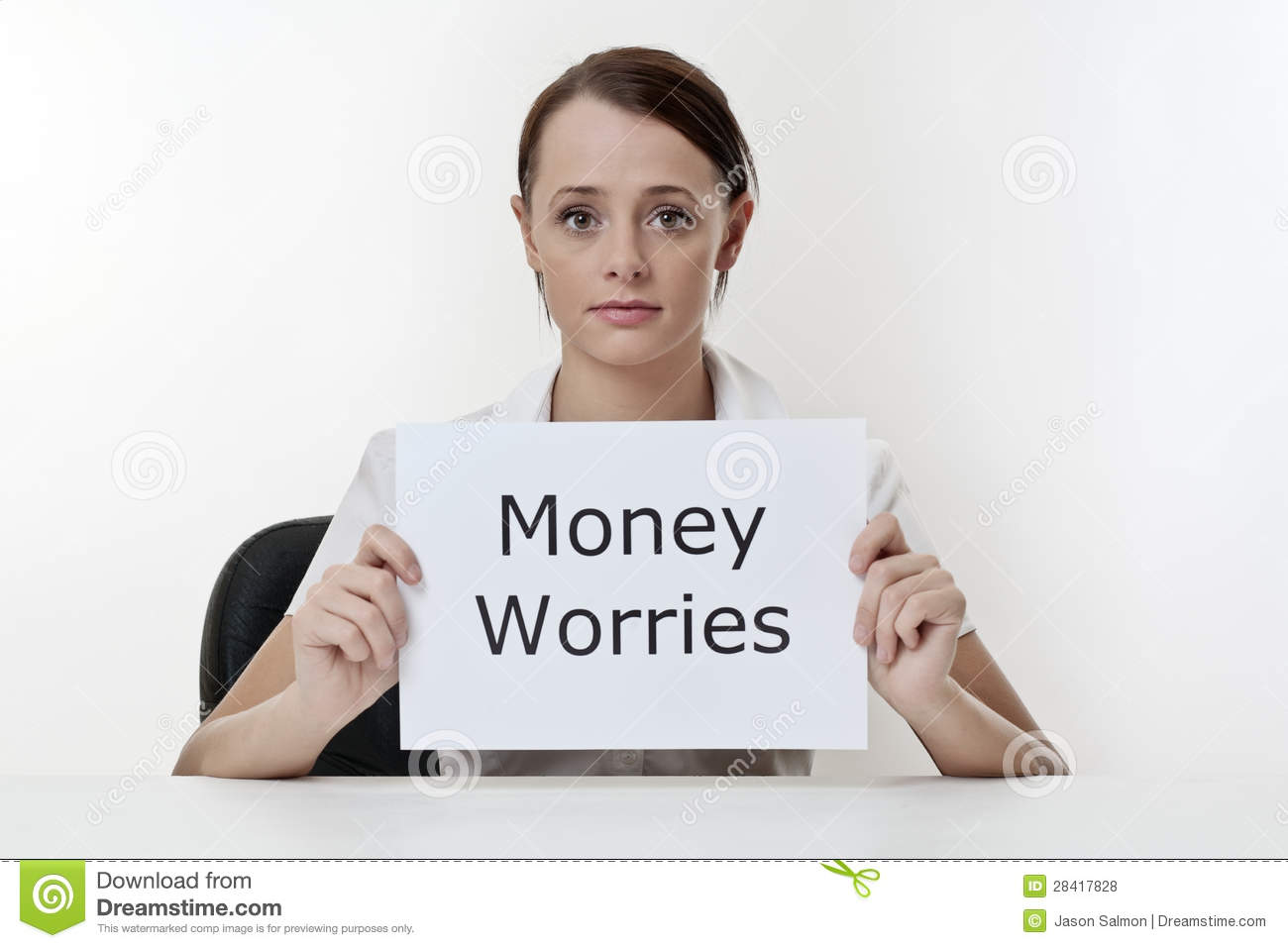 money problems royalty free stock photos image 28417828 Worried Men Worried Computer Thinking