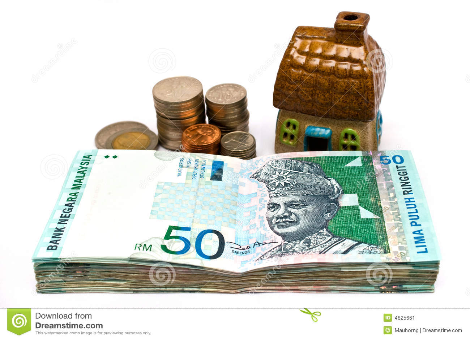 Money is Property