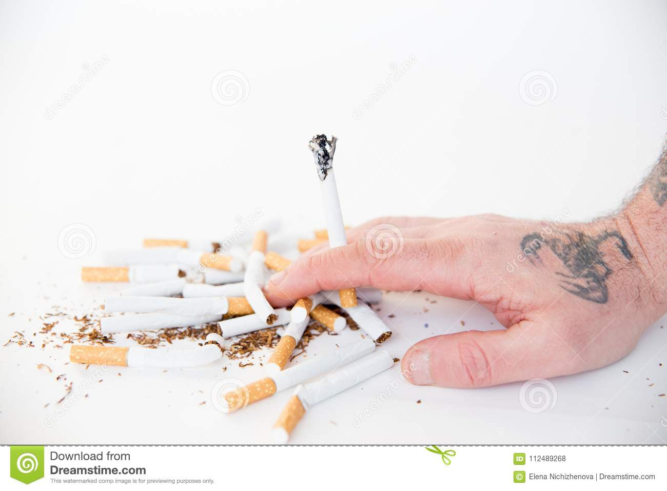 how to quit smoking without spending money