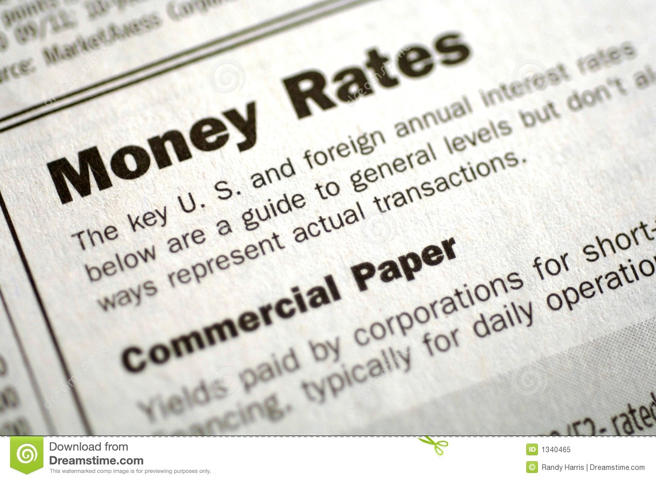 Commercial paper for individual investors