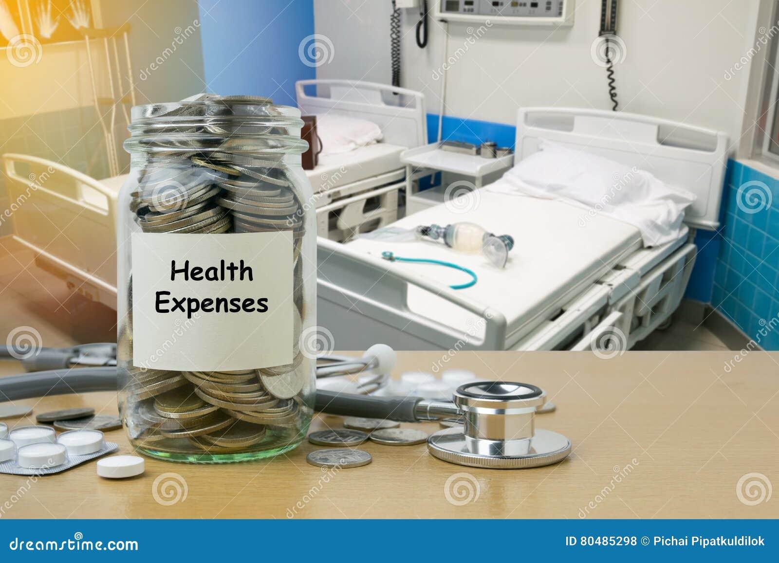 Money saving for Health expenses