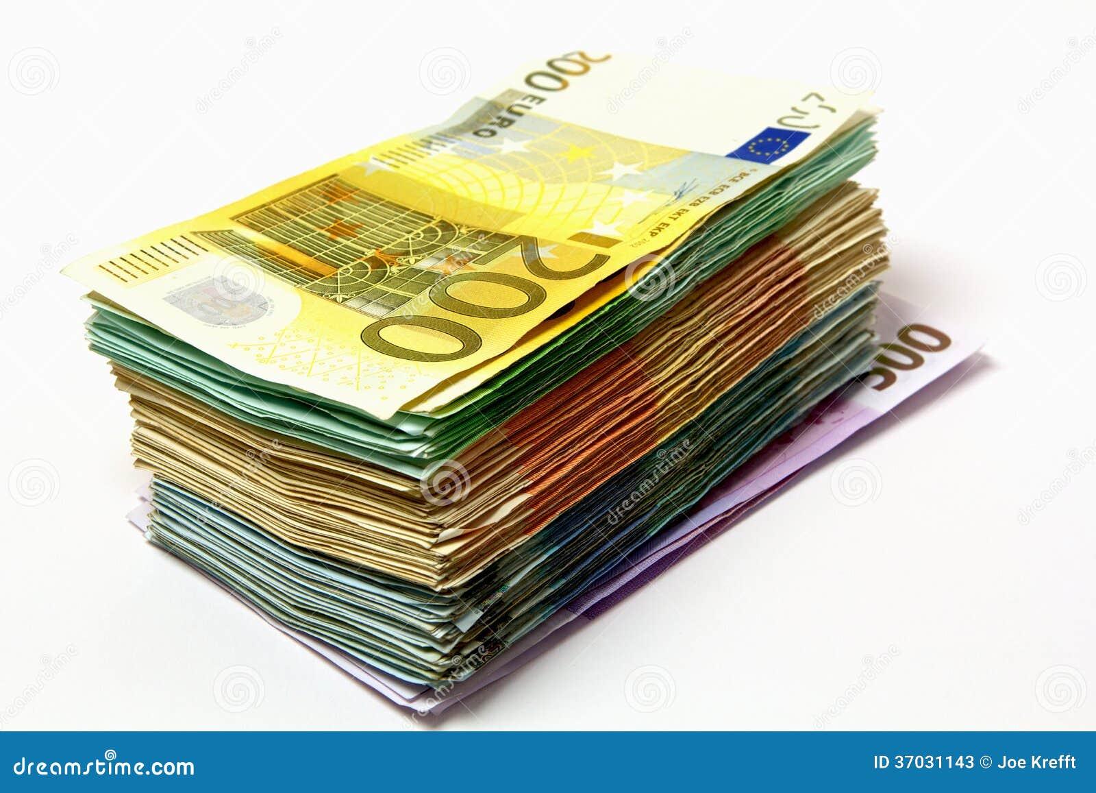 money stack stock image image of business money bills 37031143. Black Bedroom Furniture Sets. Home Design Ideas