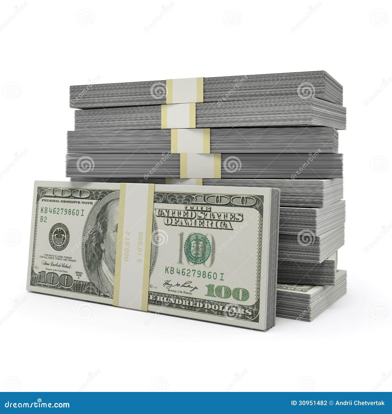 money stack stock photography image 30951482