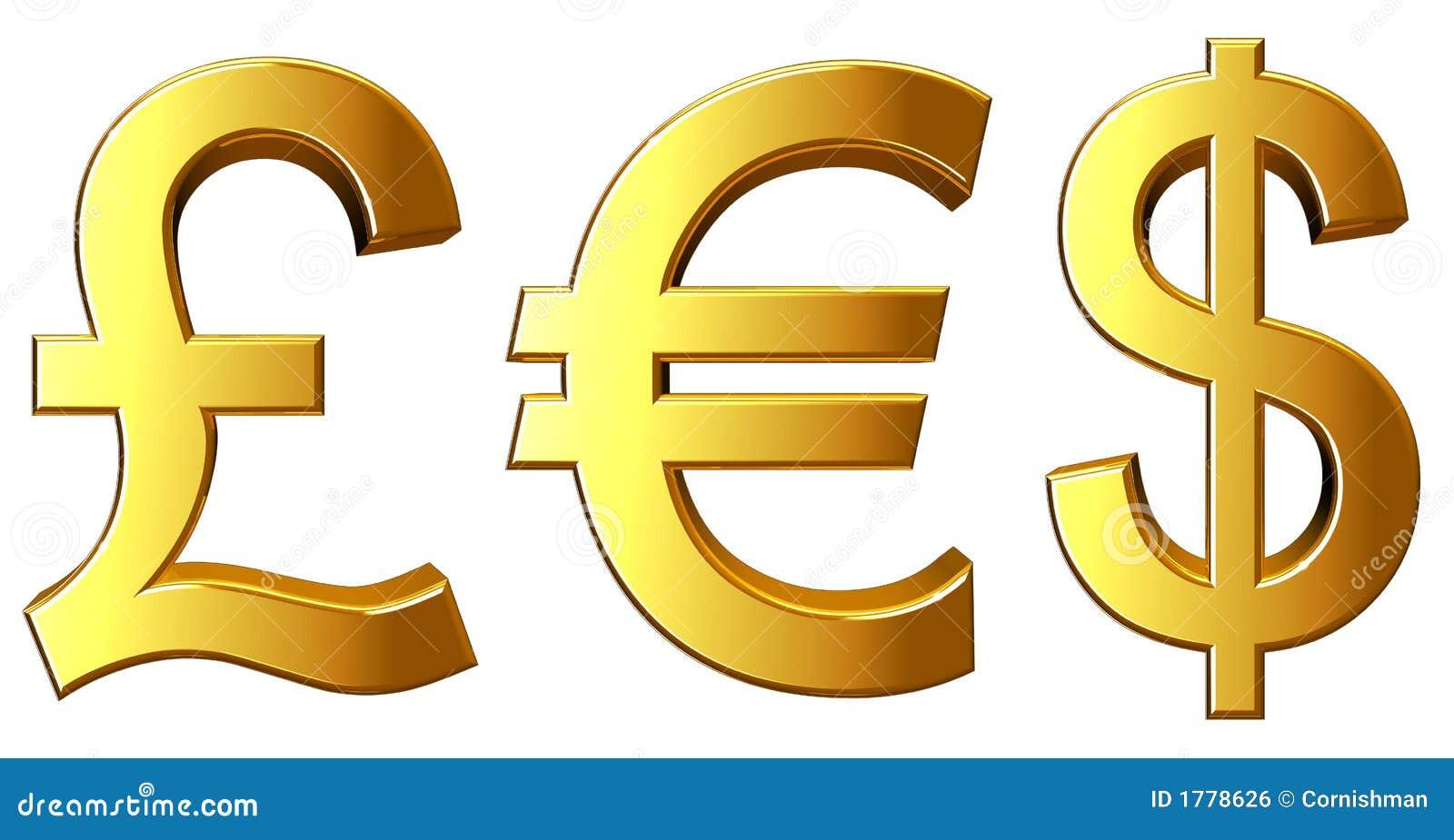 Money Symbols Royalty Free Stock Image - Image: 1778626Money Logo Symbols