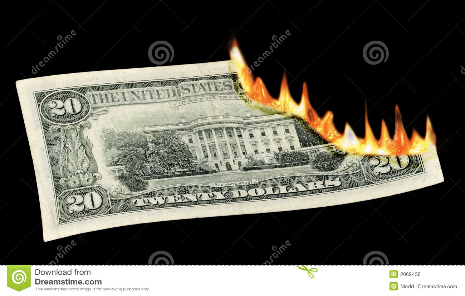 Money to Burn!