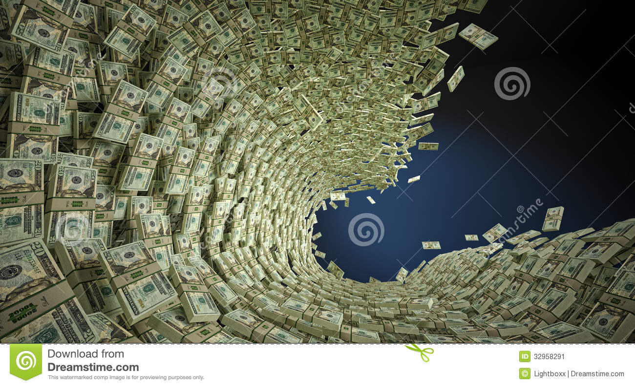 money wave stock illustration image of economy  letter bill of rights clipart Bill of Rights Cartoons