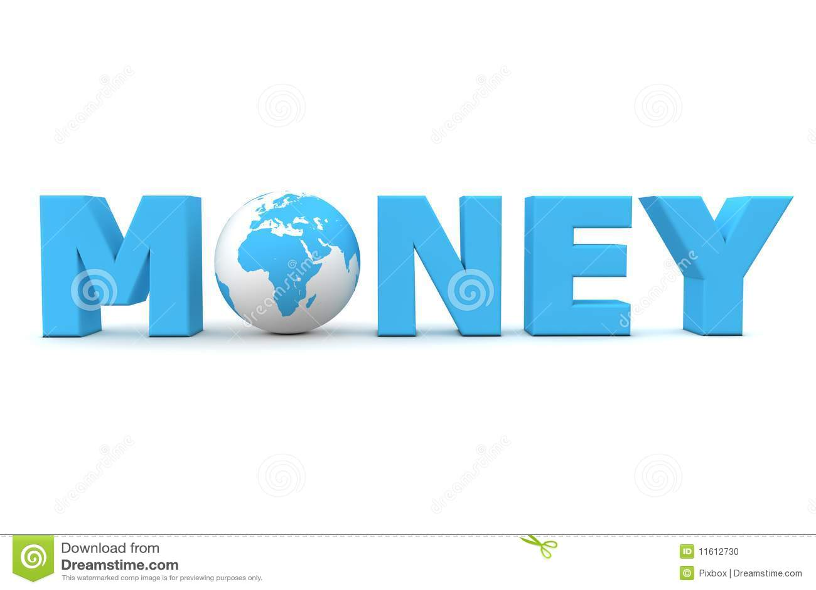 Money World Blue