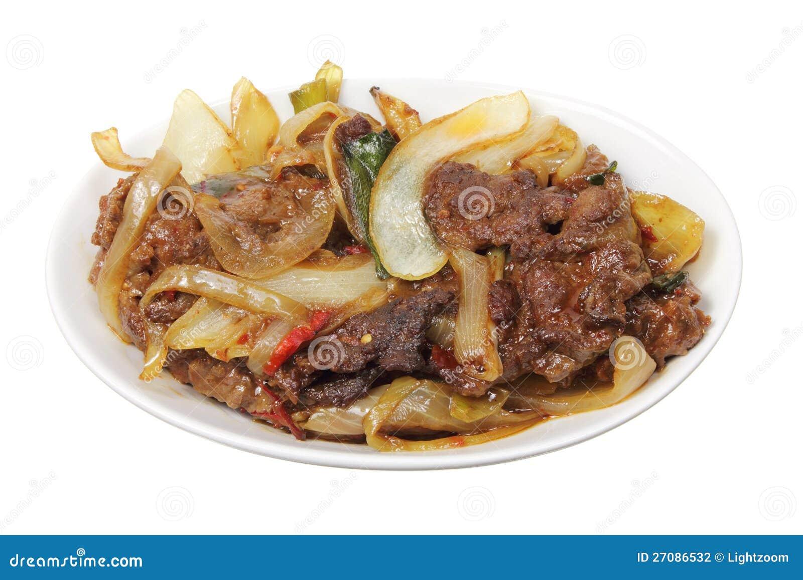 Mongools Rundvlees