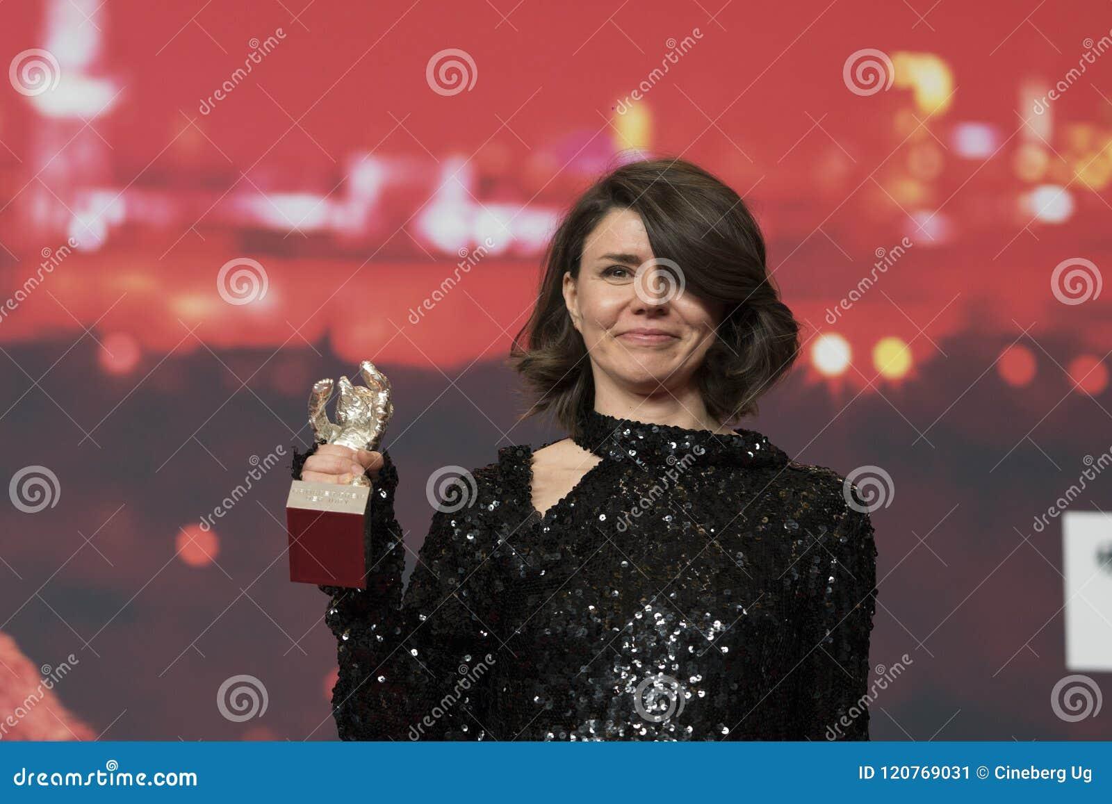 Monika Szumowska, Grand Jury Prize Silver Bear at Berlinale 2018
