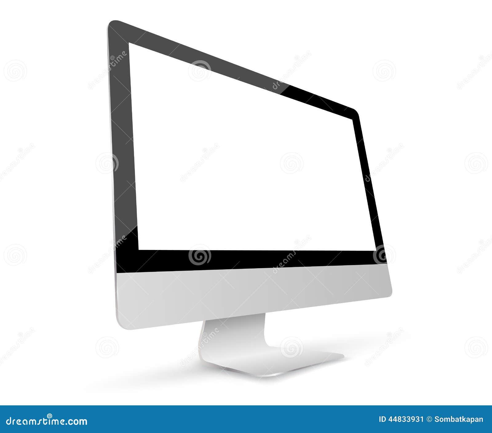 Monitor de pantalla de ordenador