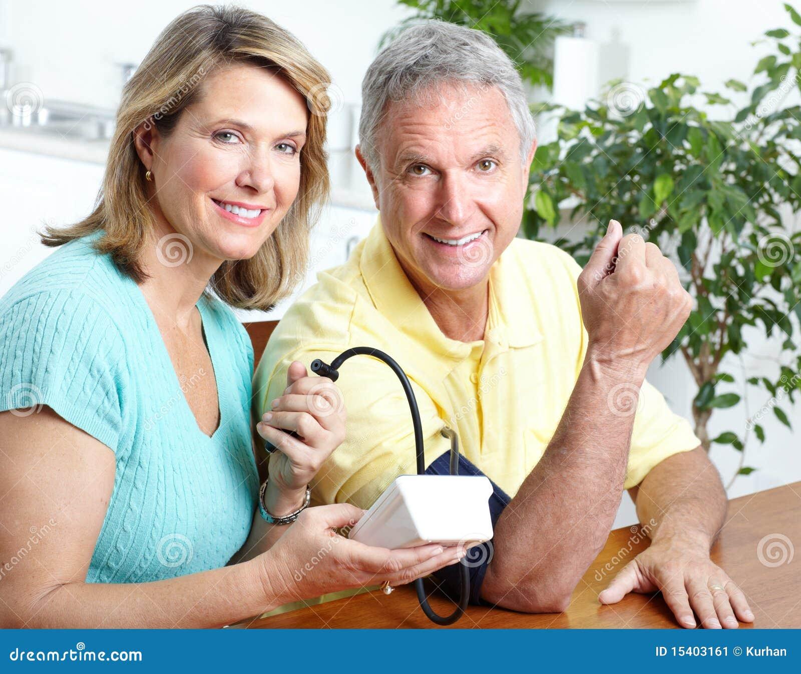 Monitoração Home da pressão sanguínea