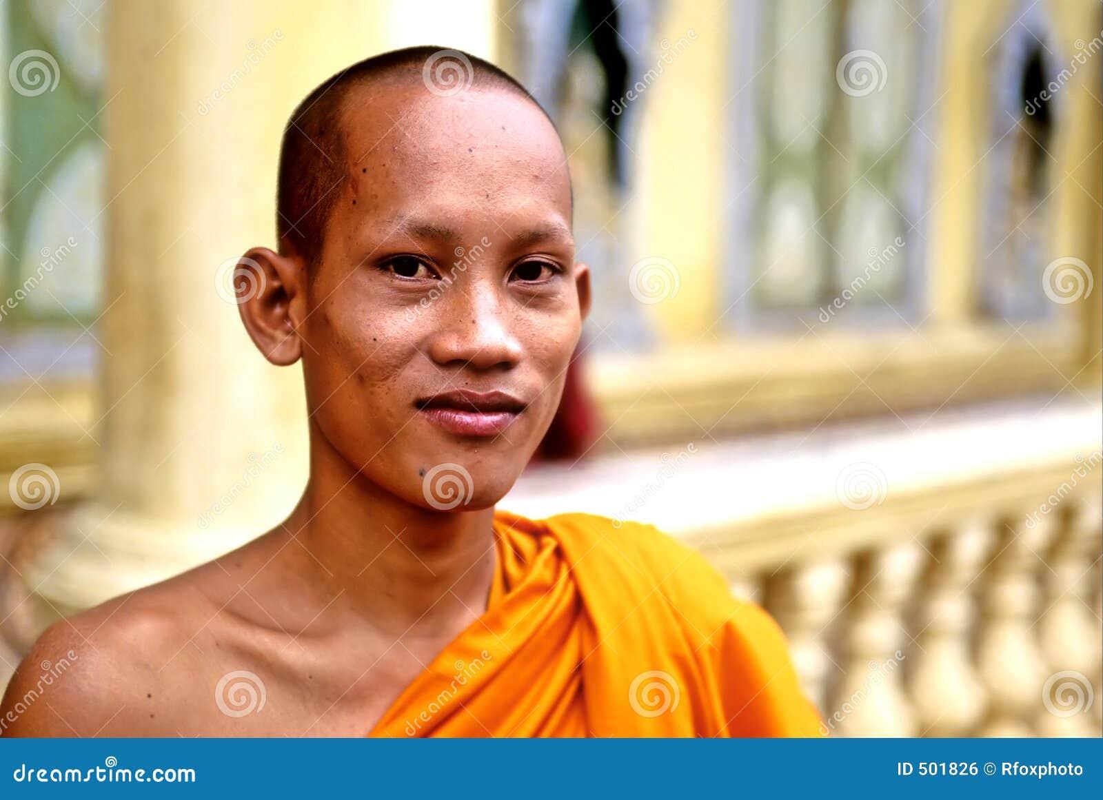 Monk cambodia