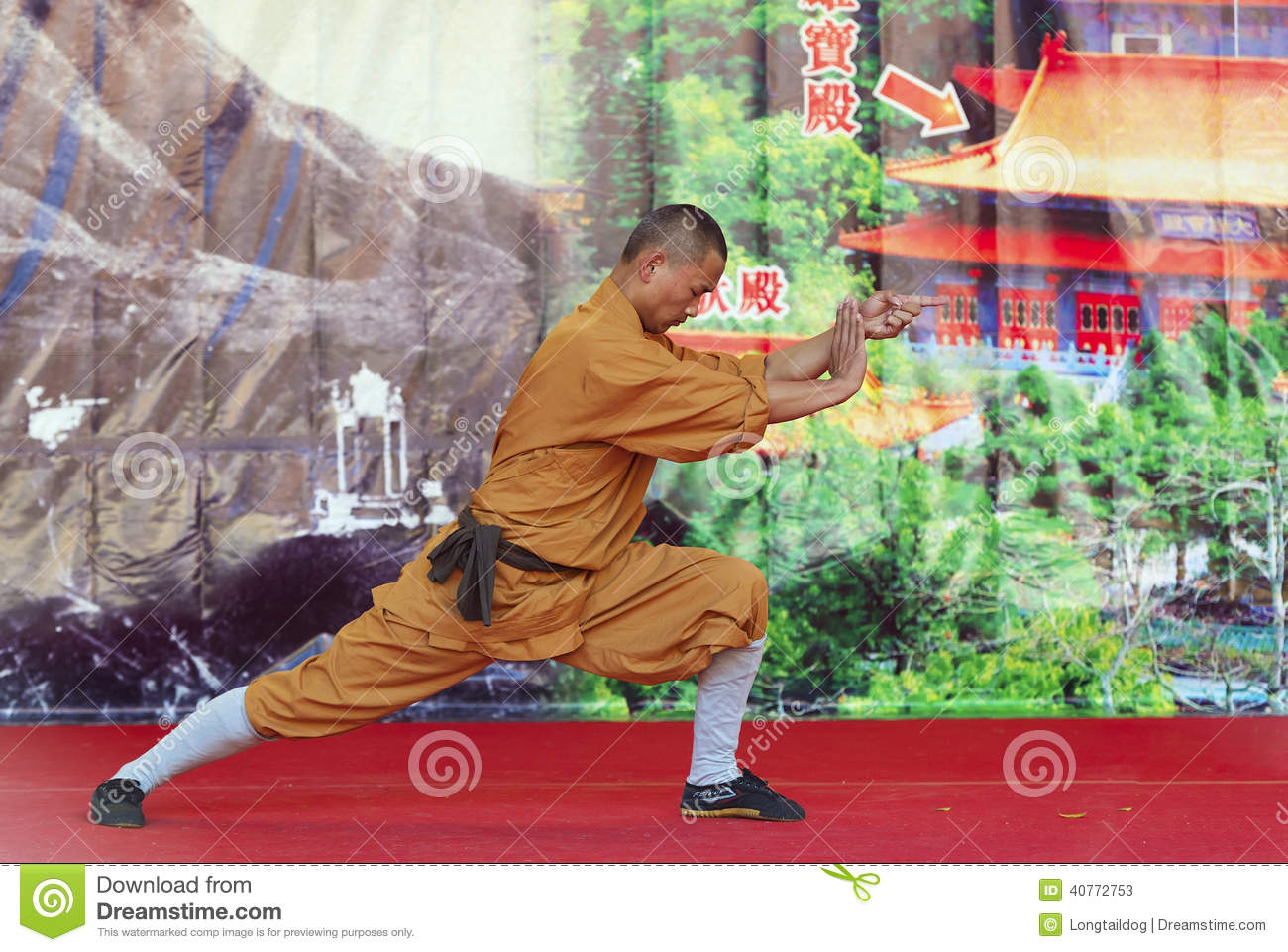 how to become a shaolin monk in china
