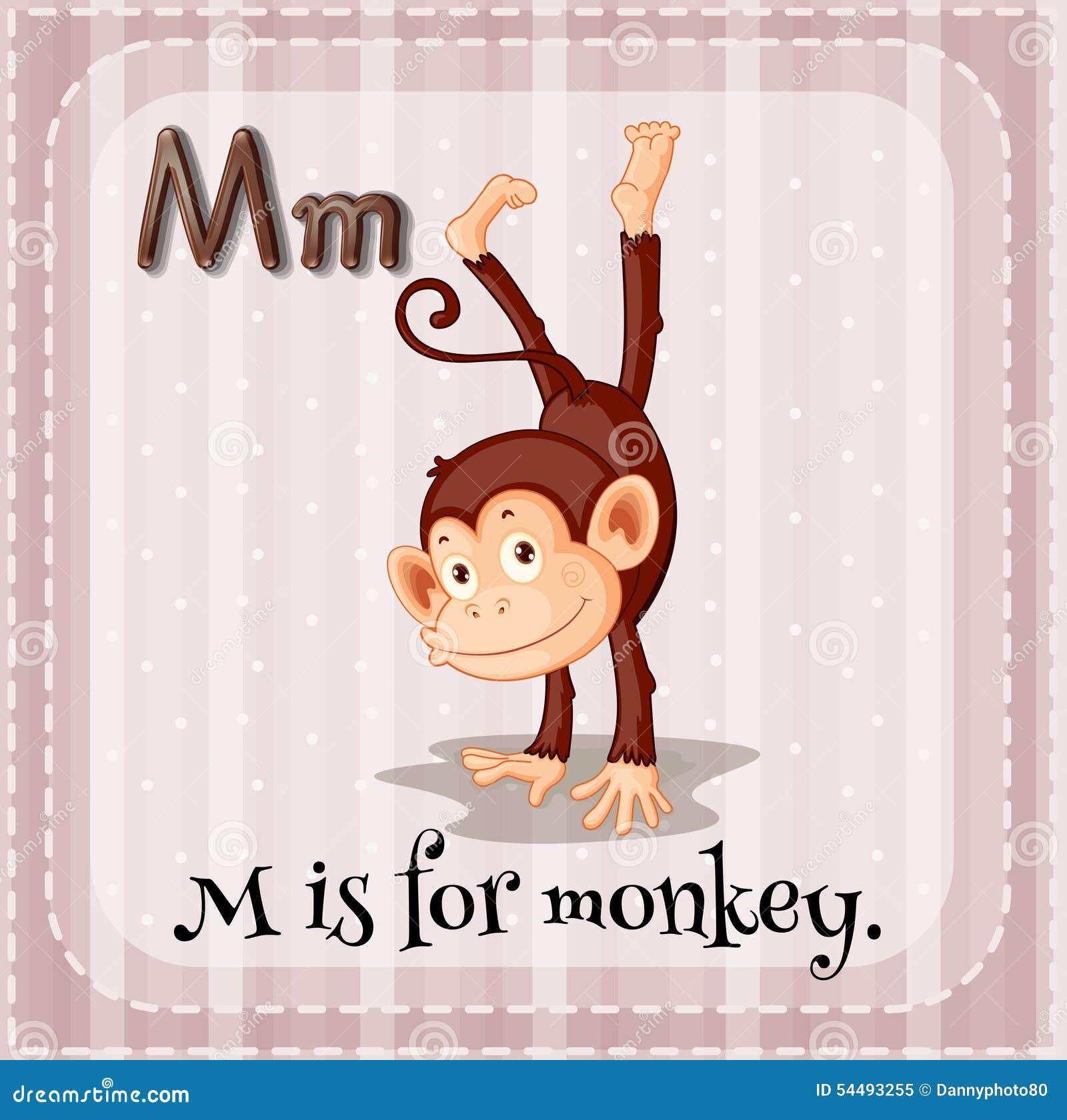 Monkey Stock Illustration - Image: 54493255