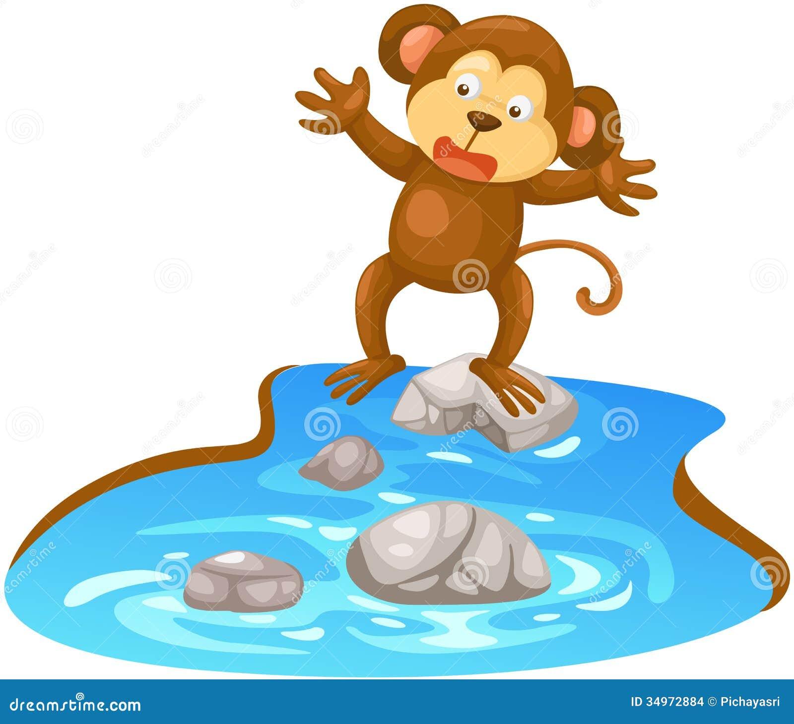 K Kutta Monkey Walk Download Monkey Walking Cross T...