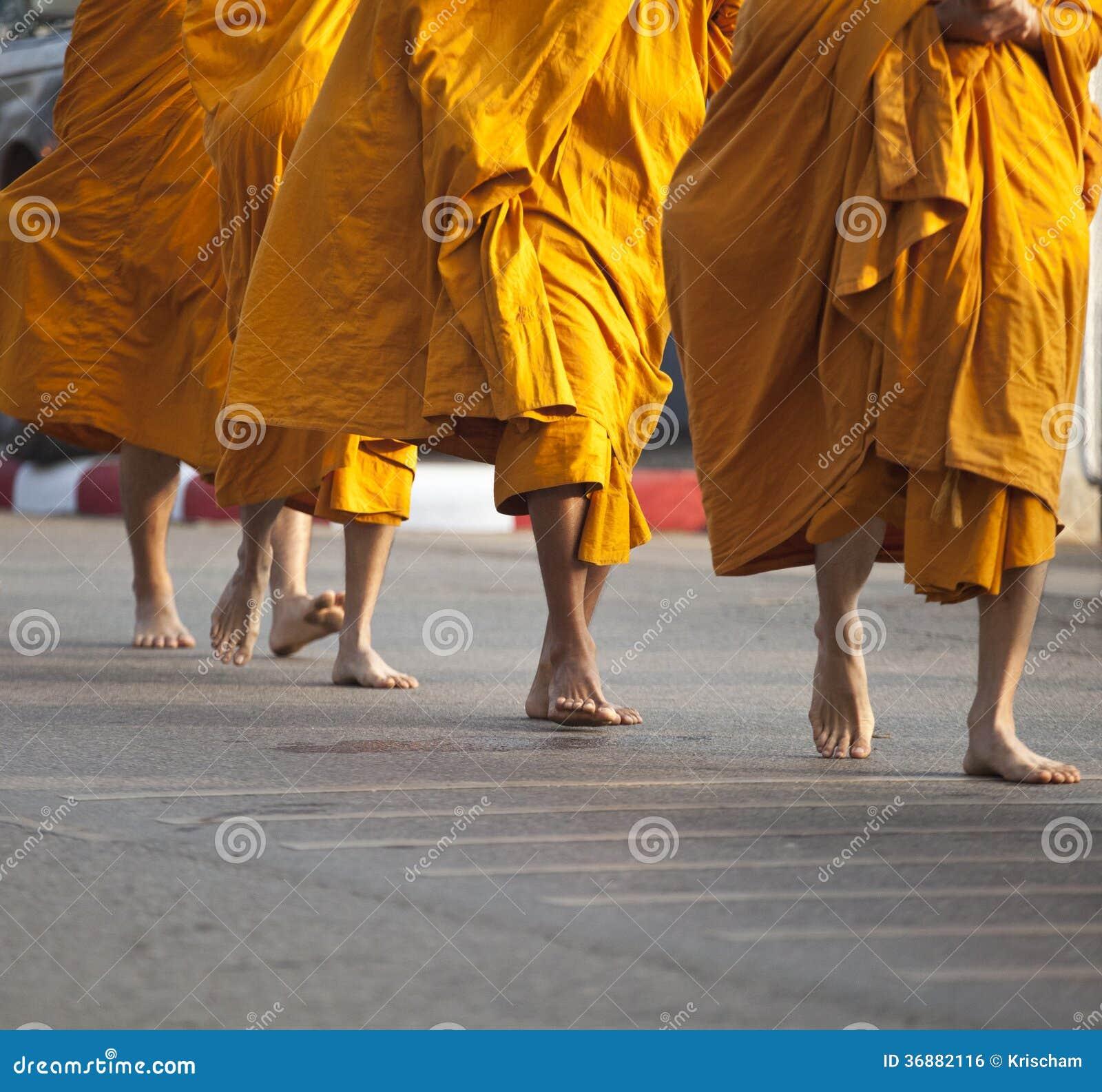Download Monks fotografia stock. Immagine di coltura, buddha, monk - 36882116
