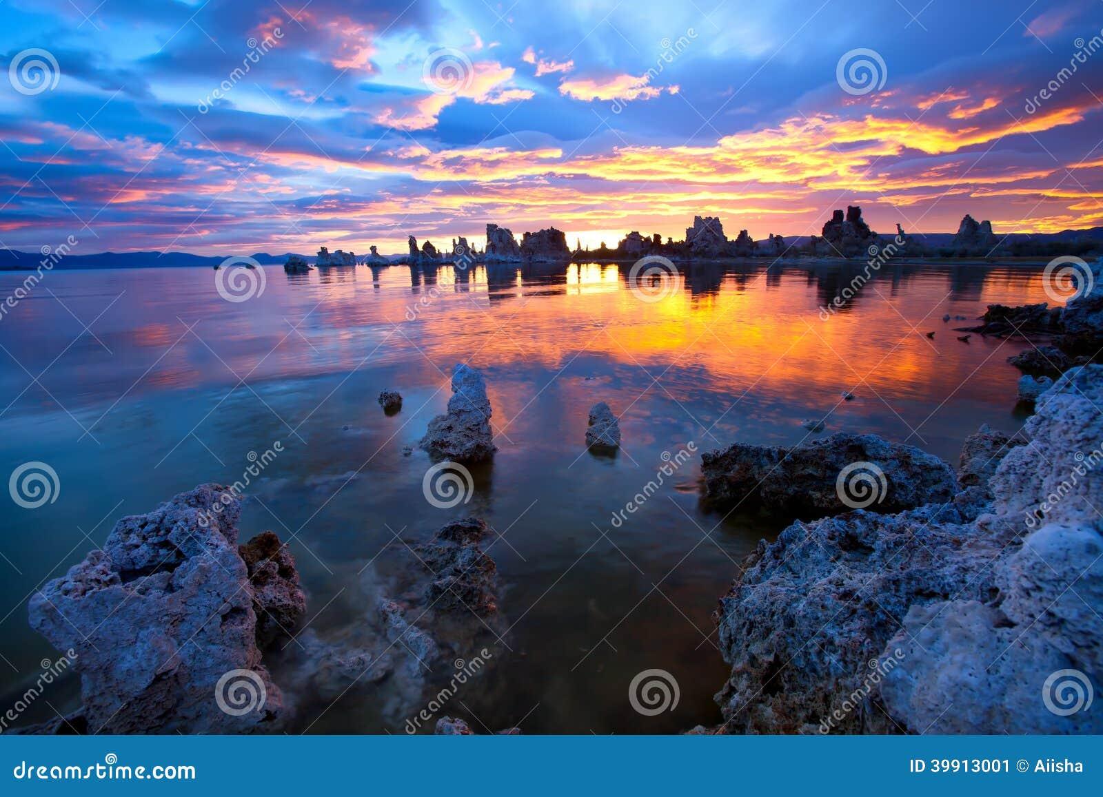 Mono lago