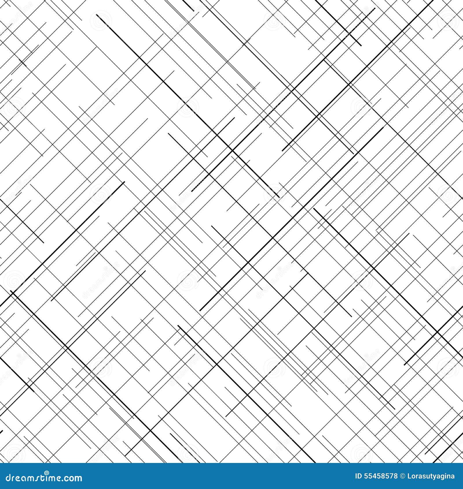 Line Texture Wallpaper : Monochrome seamless pattern diagonal random lines