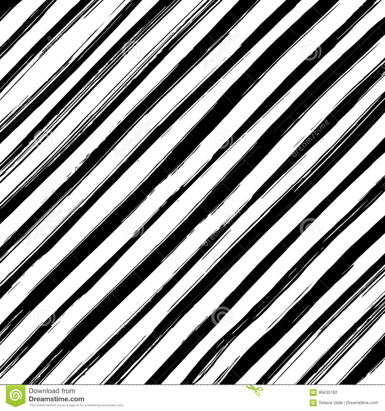 striped black and white background