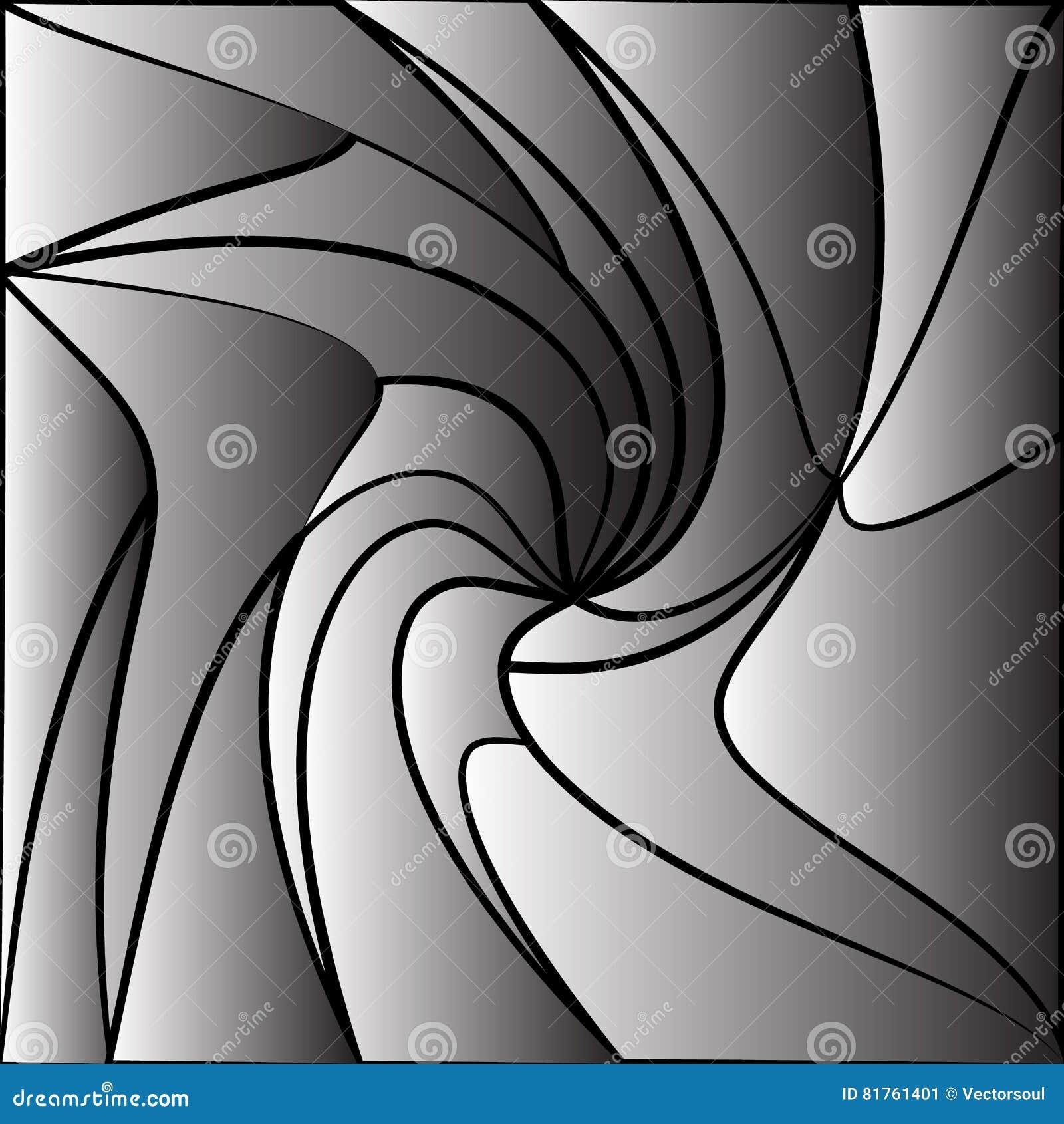Monochrome tessellating предпосылка Картина передернутая конспектом