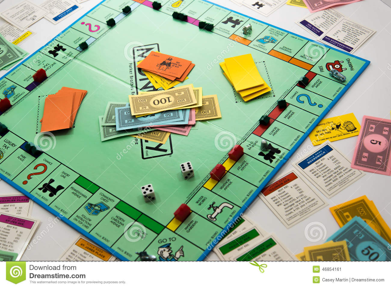 monopoly gamer all cards pdf
