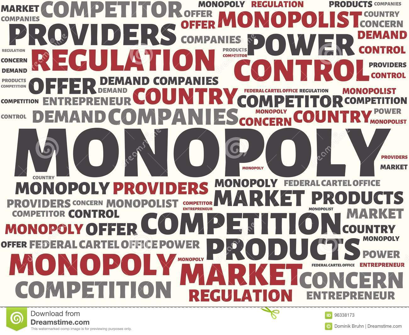 Monopoly Image With Wordsociated With The Topic Monopoly Word Cloud Cube Letter Image Il Ration