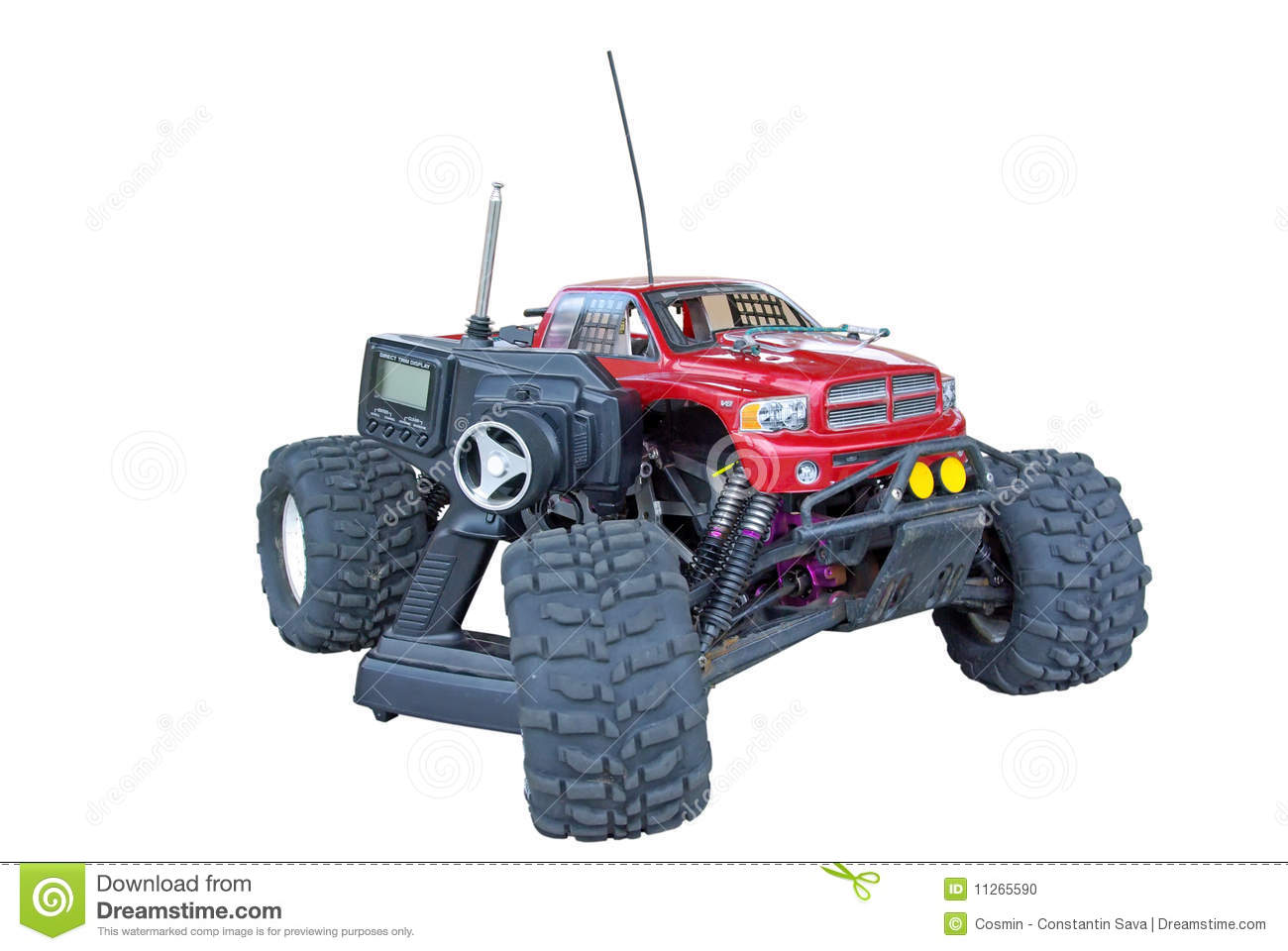 Remote Controlled Trucks