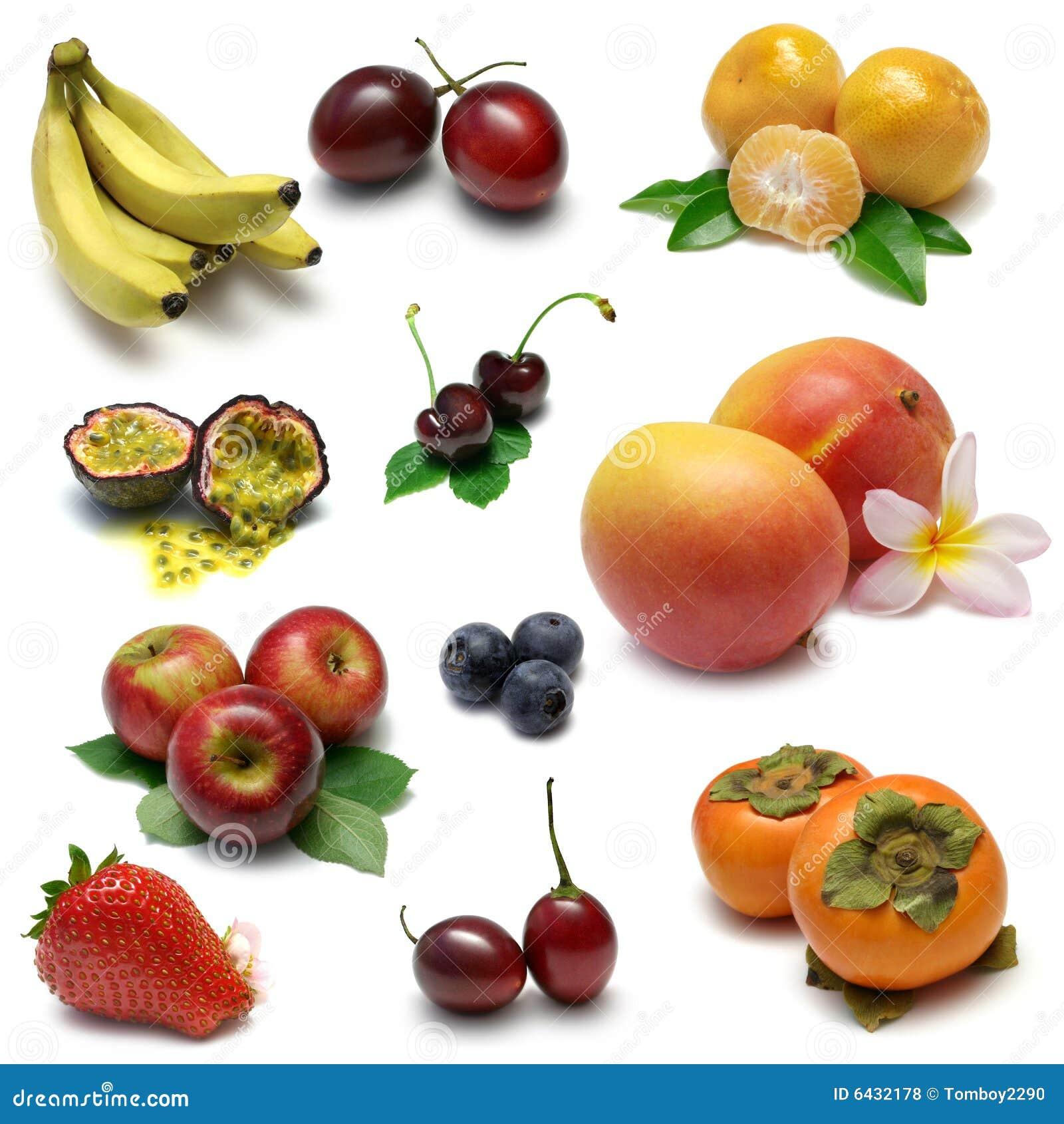 Monstertrekker 1 van het fruit