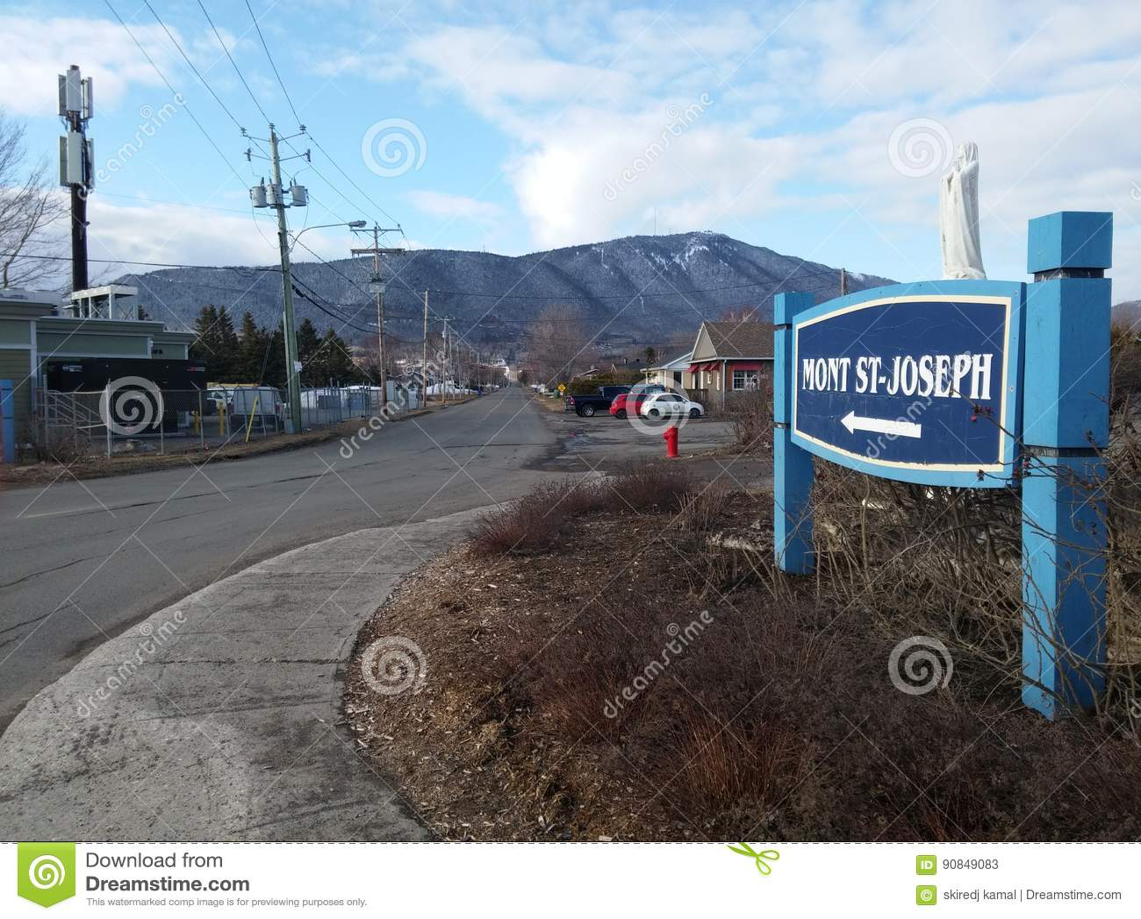 Mont saint joseph