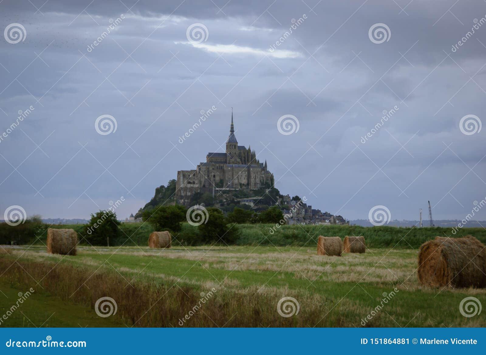 Mont Saint Michel du champ france