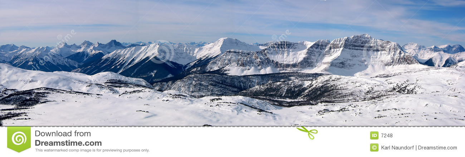 Montaña 2 panorámicos