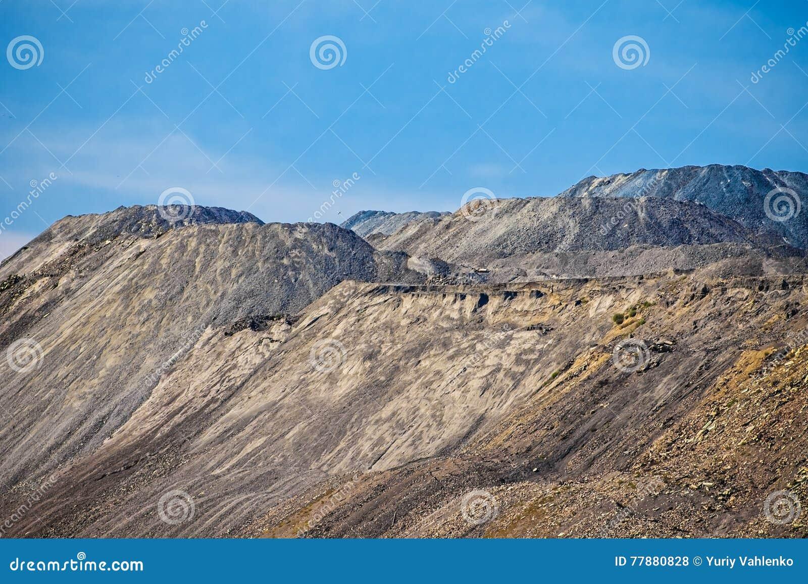 Montaña Y Sus Cuestas, Fondo De La Naturaleza Foto de archivo