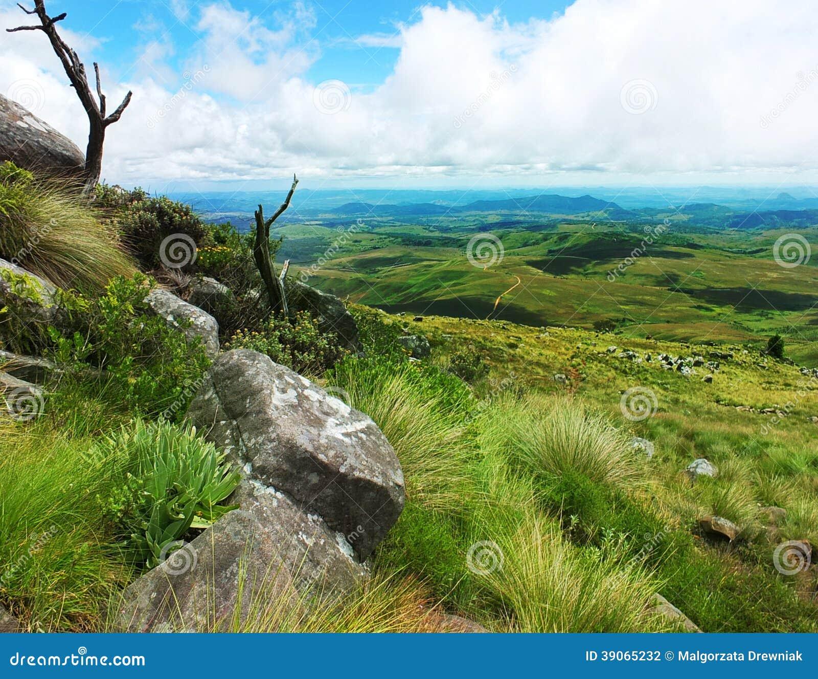 Montañas de Nyanga