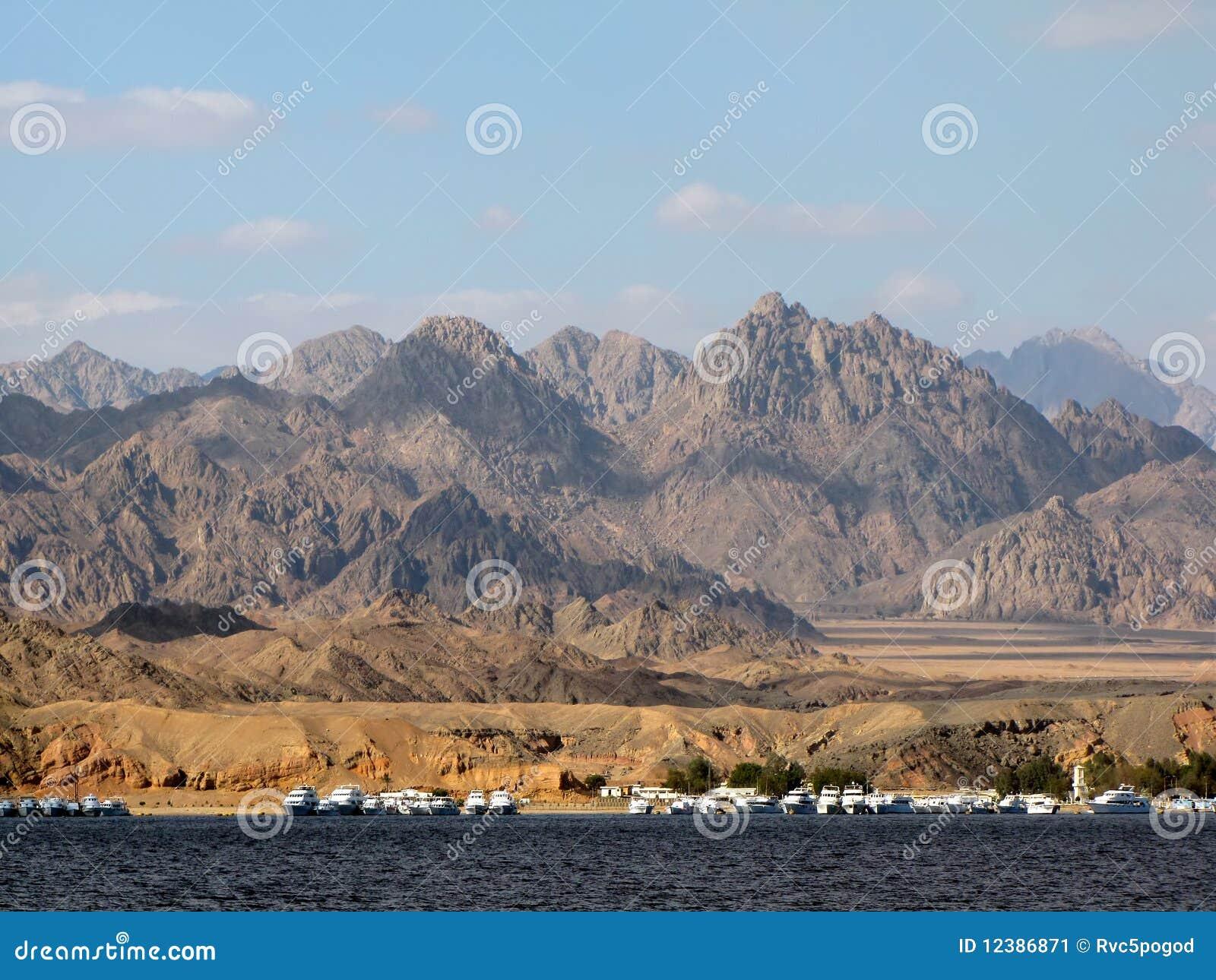 Montañas de Sinaí