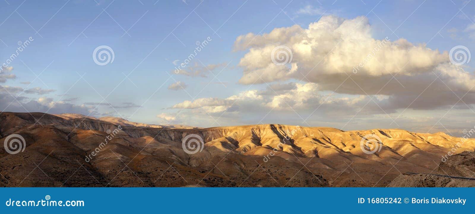 Montañas del desierto de Judea, Israel