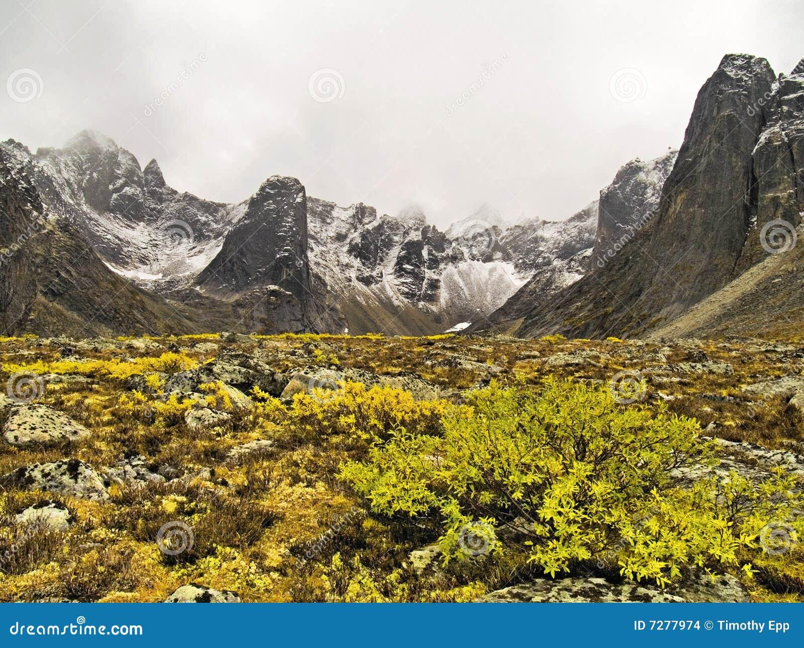 Montañas del monolito